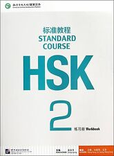 HSK Standard Course 2 - Workbook (with 1 CD)