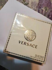 Women's Versace Ve.OLD BOX White The Old Rich💗Version Eau De Parfum Spray3.4 Oz