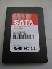 """NEU - SSD 256GB SATA III 6G 2,5""""  White Label"""