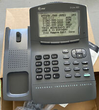 AT&T 882 Two-Line Speakerphone New in Box, Corded Reconditioned Never Used