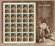 {BJ Stamps}   #3446  Edward G Robinson.  MNH  33¢ Sheet of 20.    Issued in 2000