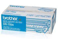 Neu Original Brother DR7000 DR-7000 Trommeleinheit Drum Schwarz