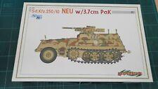 Cyber Hobby 6595  Sd.Kfz.250/10 NEU w/3,7cm Pak 1/35th Dragon Rare