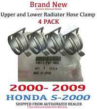 2000 - 2009 Honda S2000 Genuine OEM Honda Radiator Hose Clamp Kit Set of 4