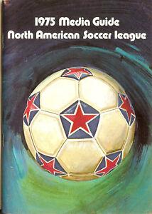 1975 North American Soccer League Media Guide, Pele