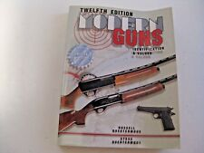 Vintage 1999 Twelfth Edition Of Modern Guns Book ~ See All Our Gun Collectibles