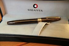Sheaffer Legacy Fountain Pen  Rare Copper Coppertone model gold trim