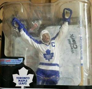 Wendel Clark McFarlane Loose New NHL 28 Maple Leafs Free Fast shipping