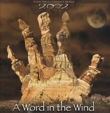 A Word in the Wind - New factory Sealed  CD