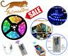 10M RGB LED Smart WIFI Flex Strip Light Mobile App Voice & Remote Control Lamp