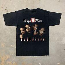 Boyz II Men Parking Lot Boot Rap Tee Tour T-shirt