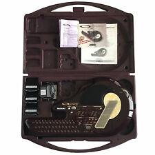 1999 SUZUKI QChord QC-1 Omnichord Synthesizer + Hard Case & 3 Cartridges