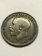 1920 1 Penny Great Britain VG #5792