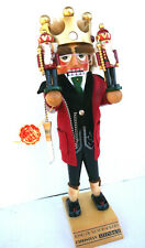 Steinbach - S 880 King Of Nutcrackers - Signed with Box S880