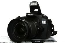 Canon EOS 60D 18 MP FULL HD DSLR mit Canon EF-S 18-55mm IS Objektiv + OVP
