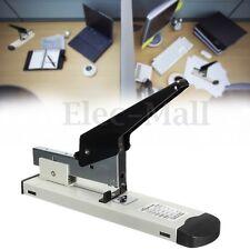 Heavy-Duty Metal Stapler Bookbinding Stapling 120 Sheet Capacity For Office Tool