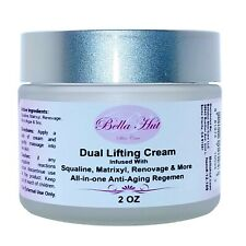 2 OZ. DUAL LIFTING CREAM FACE NECK with MATRIXYL 3000, OLIGOPEPTIDE & RENOVAGE