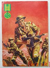 COLLANA EROICA N° 340 fumetto da guerra (WAR) Dardo 1970