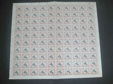 Mint Never Hinged/MNH Sheet Uruguayan Stamps