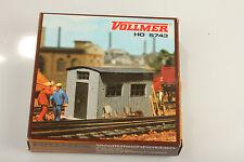 Vollmer H0 5743 Wellblechhütten  in geöffneter OVP