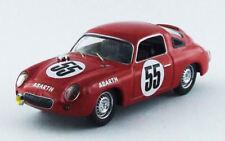 Abarth 700 S #55 24th Lm 1961 Condrillier / Foitek 1:43 Model BEST MODELS