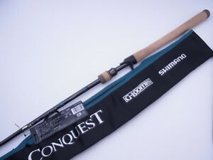 G.Loomis Shimano Conquest 905C MBR Baitcasting Rod Very Good+