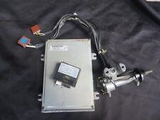 motor steuergerät ecu mit wfs Honda Civic 1.8 vti MC2 MB6 b18c4  37820-P9K-E11