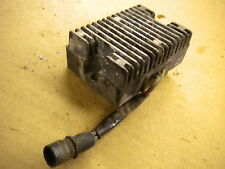 1979 AMF Harley Davidson XLH Solid state black voltage regulator