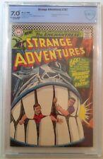 Strange Adventures 187 CBCS 7.0 OW/W 1st Enchantress Suicide Squad Not CGC