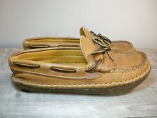 Quoddy Lodge Moccasin Handsewn Made in Maine Shoes Slippers Women's Size 8.5