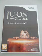 Ju-on The Grudge Nintendo Wii Juego-PAL UK Raro