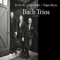 Yo-Yo Ma - Bach Trios [New CD]