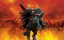 Archaon. A Caballo. Caos. Chaos. Warhammer. Age Of Sigmar