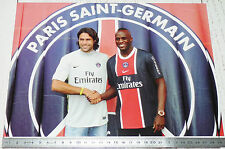 PHOTO 29.5 X 21 PARIS SAINT-GERMAIN PSG SIRIGU M. SISSOKO FOOTBALL 2011-2012