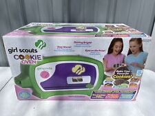 NEW NIB Girl Scouts Cookie Oven Electric Easy Bake Toy 2015 Thin Mints chocolare
