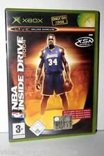NBA INSIDE DRIVE 2004 GIOCO USATO OTTIMO STATO XBOX EDIZIONE ITALIANA PAL