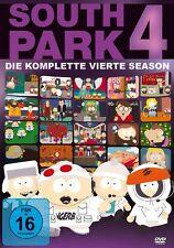 3 DVDs * SOUTH PARK - DIE KOMPLETTE 4. STAFFEL # NEU OVP +