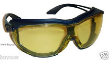 UVEX Skyguard Safety Goggles Glasses Sunglasses Spectacles  Amber Lens 9175-220