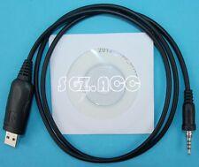 Cord USB Program Cable For Yaesu/Vertex Standard Radio HX-370 +CE68 Software