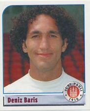 N°180 DENIZ BARIS # TURKEY FC.ST PAULI STICKER PANINI BUNDESLIGA 2002