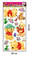 Winnie the Pooh Wall Art  Kid's Room DIY Paper Sticker (33*60 cm) HL-968