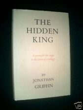 SIGNED COPY: The Hidden King by Jonathan Griffin HB/DJ 1955-1st