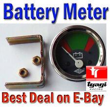 L'indicatore della batteria Carrello Golf STATO di CARICA Meter per Auto Barca Camion MULETTO GOLF