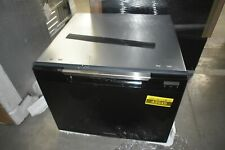 "Fisher Paykel Dd24Sctb7 24"" Black Single Drawer Dishwasher Nob #43949 Hrt"