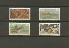 SOUTH WEST AFRICA - 1983 Lobster Industry - MUH SET