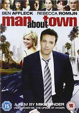 MAN ABOUT TOWN BEN AFFLECK REBECCA ROMIJN HIGH FLIERS UK 2008 REGION 2 DVD NEW