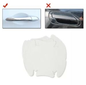 Ship from USA..Invisible Clear Car Door Handle Paint Scratch Protector Guard