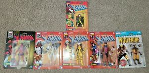 Marvel Legends Retro X-Men Set With Original Rogue