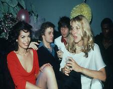 Mick Jagger Bianca Jagger Mikhail Baryshnikov & Alana Stewart Studio 54  #3681