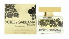 DOLCE & GABBANA LACE edición THE ONE EAU DE PARFUM 50 Ml SPRAY-WOMEN 'S. nuevo